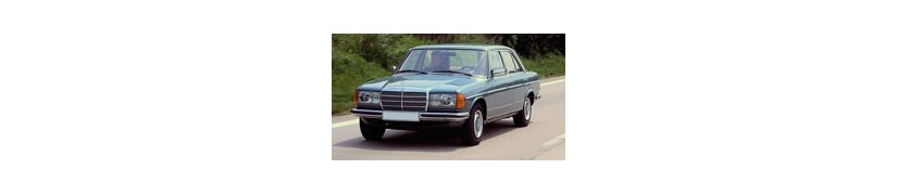 Mercedes Benz E-Class W123 Series Manuals | PDF