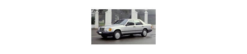 Mercedes Benz E-Class W124 Series Manuals | PDF