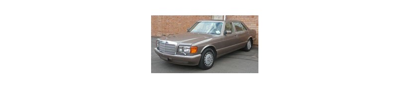 Mercedes Benz S-Class W126 Series Manuals | PDF