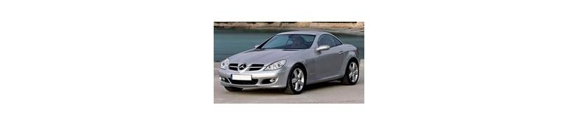 Manuales Mercedes Benz Clase SLK Serie R171 | PDF
