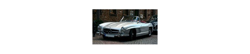 Mercedes Benz SL-Class W198 Series Manuals | PDF