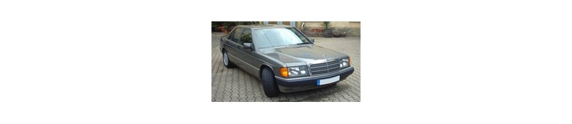 Manuales Mercedes Benz Clase C Serie W201 | PDF