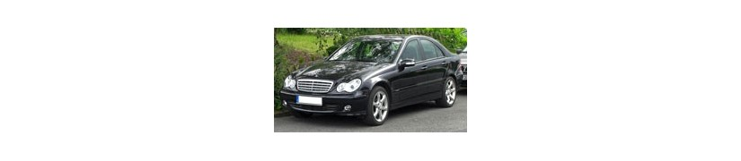 Manuales Mercedes Benz Clase C Serie W203 | PDF