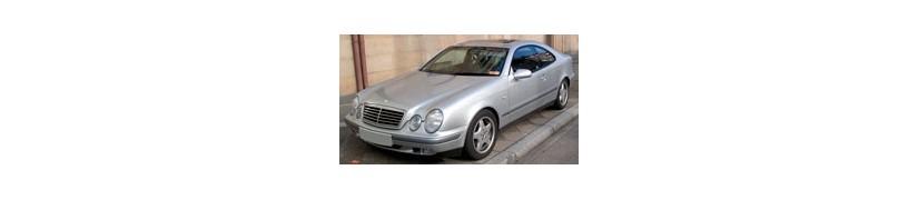 Mercedes Benz CLK-Class W208 Series Manuals | PDF