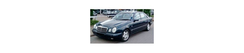 Mercedes Benz E-Class W210 Series Manuals | PDF