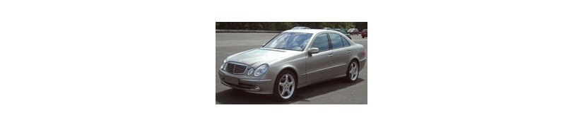 Mercedes Benz E-Class W211 Series Manuals | PDF