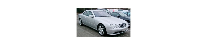 Mercedes Benz CL-Class W215 Series Manuals | PDF