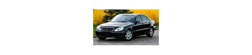 Manuales Mercedes Benz Clase S Serie W220 | PDF