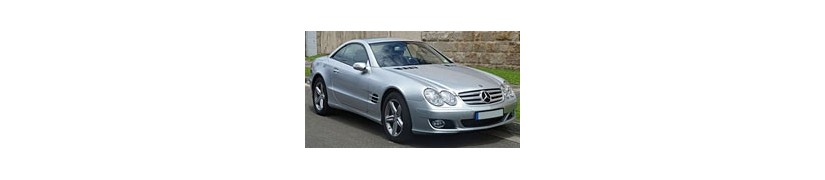 Mercedes Benz SL-Class R230 Series Manuals | PDF