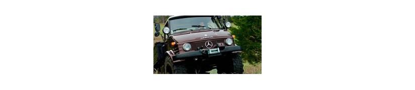 Mercedes Benz UNIMOG U-416 Series Manuals | PDF