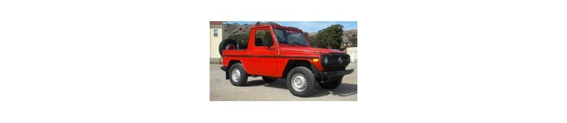 Mercedes Benz G-Class W460 Series Manuals | PDF