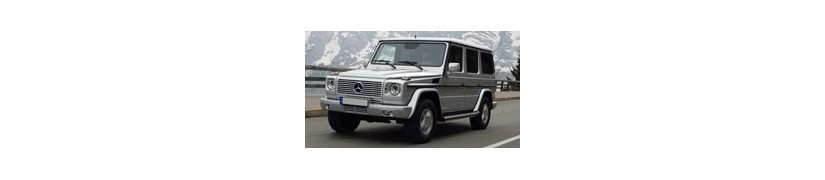 Mercedes Benz G-Class W463 Series Manuals | PDF
