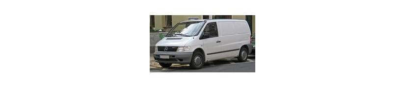 Mercedes Benz Vito W638 Series Manuals | PDF