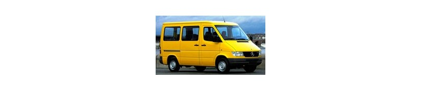 Mercedes Benz Sprinter W901 Series Manuals | PDF