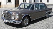 Mercedes Benz 600 W100 Series (1963-1981)