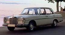 Mercedes Benz S-Class W108 Series (1965-1972)