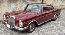 Mercedes Benz S-Class W112 Series (1961-1967)