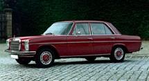 Mercedes Benz E-Class W115 Series (1968-1976)