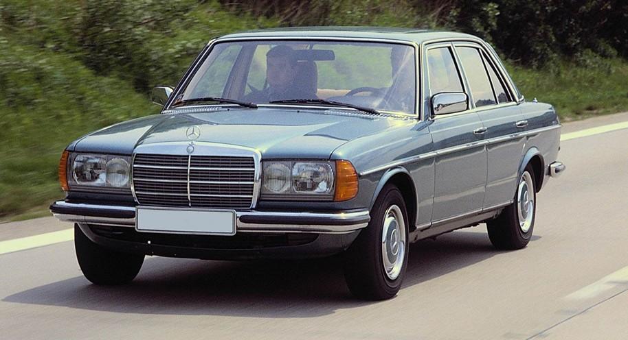 Mercedes Benz E-Class W123 Series (1975-1985)