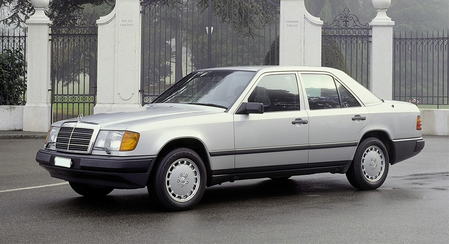 Mercedes Benz E Class W124 Series (1984-1997)