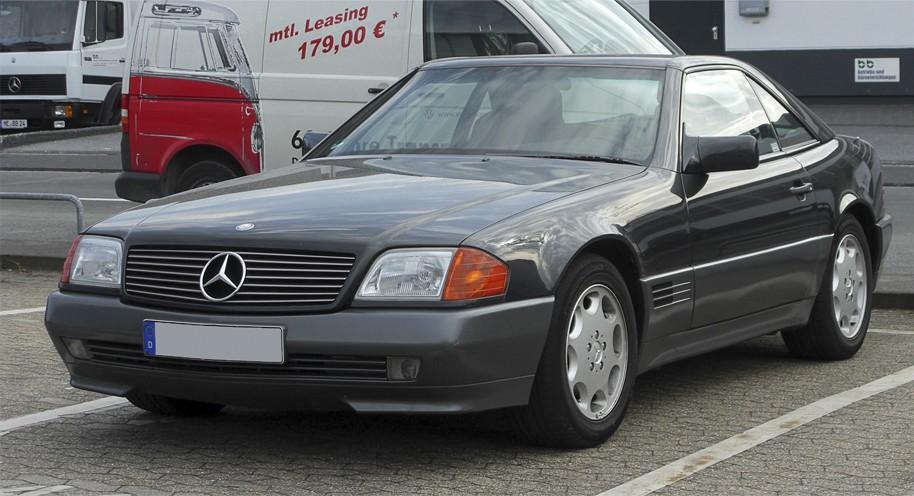 Mercedes Benz SL-Class R129 Series (1989-2002)