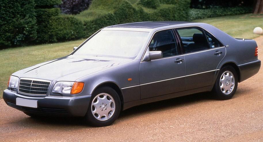 Mercedes Benz S-Class W140 Series (1991-1999)