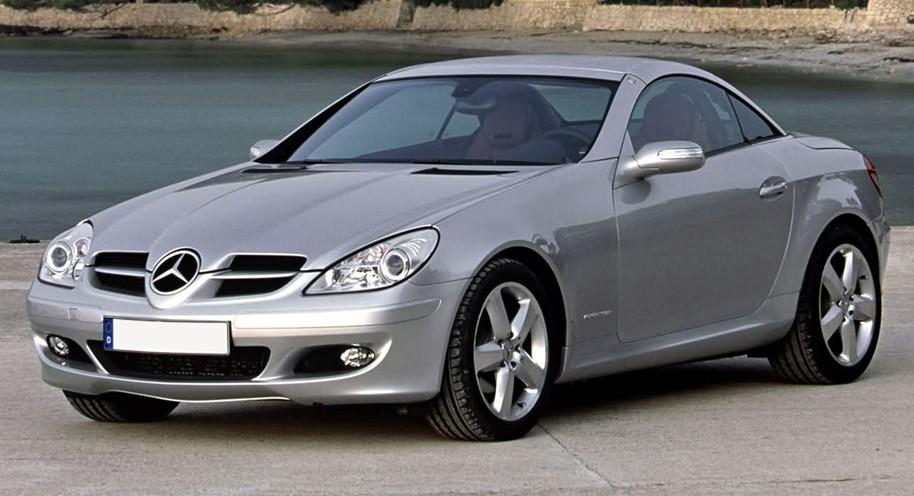 Mercedes Benz SLK-Class R171 Series (2004-2011)