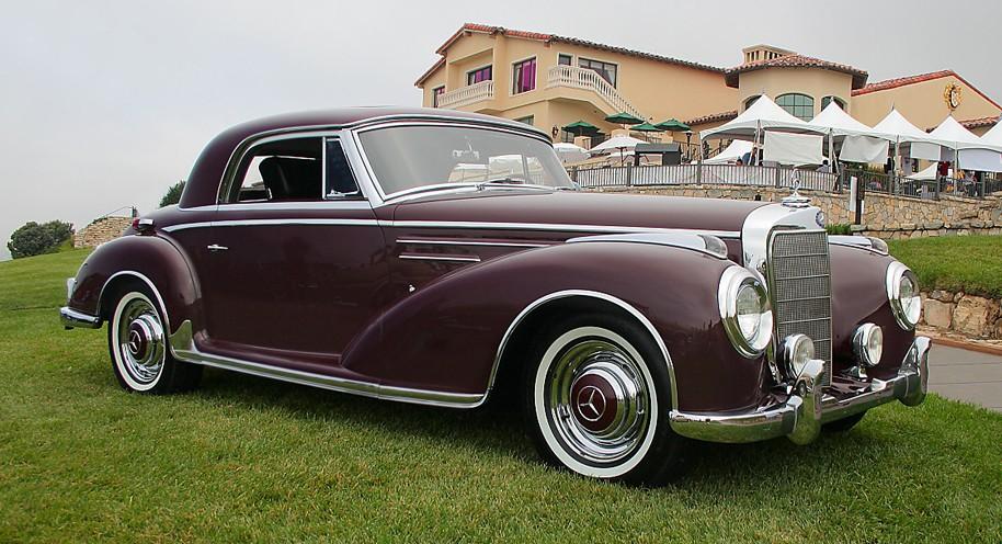 Mercedes Benz S-Class W188 Series (1951-1958)