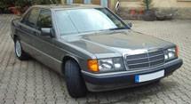 Mercedes Benz C-Class W201 Series (1982-1993)
