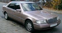 Mercedes Benz C-Class W202 Series (1990-2001)