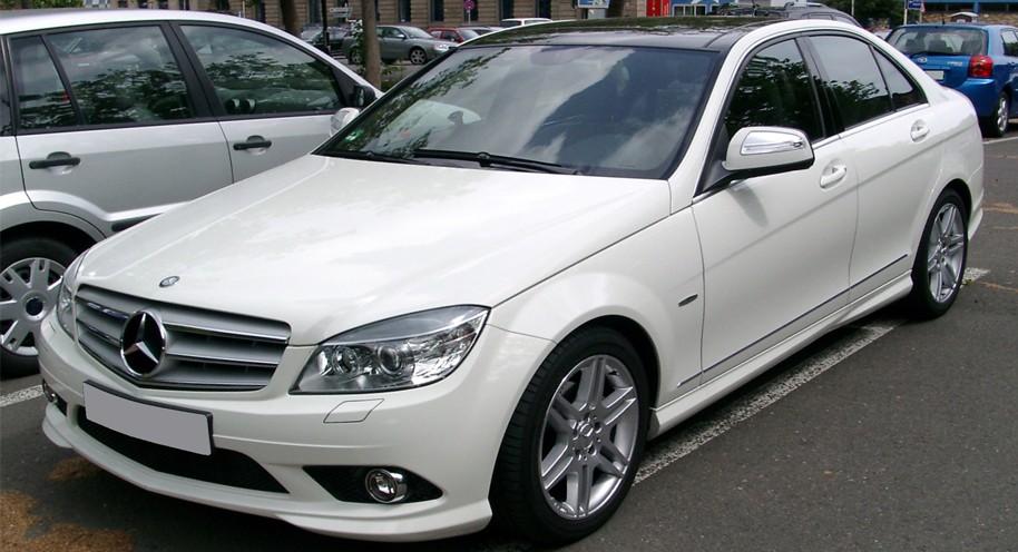 Mercedes Benz C-Class W204 Series (2007-2014)