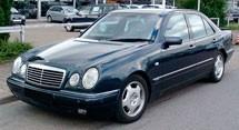 Mercedes Benz E Class W210 Series (1995-2003)