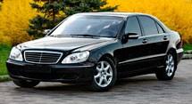 Mercedes Benz S-Class W220 Series (1999-2006)
