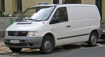 Mercedes Benz Vito W638 Series (1996-2003)