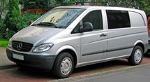 Mercedes Benz Vito W639 Series (2003-2014)