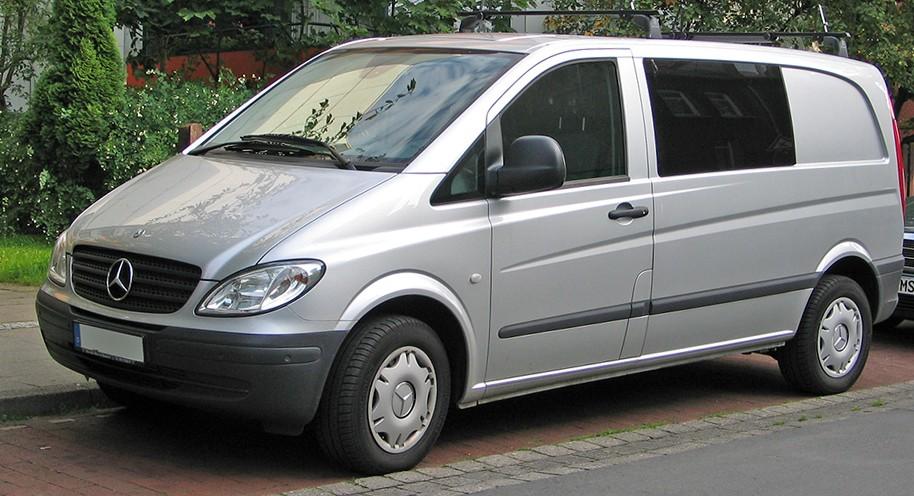 Mercedes Benz Vito W639 Series (2003-2014)