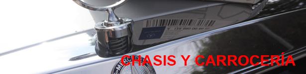 Manuales de Chasis y Carrocería Mercedes Benz