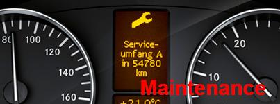 Mercedes Benz Maintenance Manuals