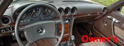 Mercedes Benz Owner\'s Manuals