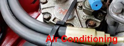 Mercedes Benz Air Conditioning Manuals